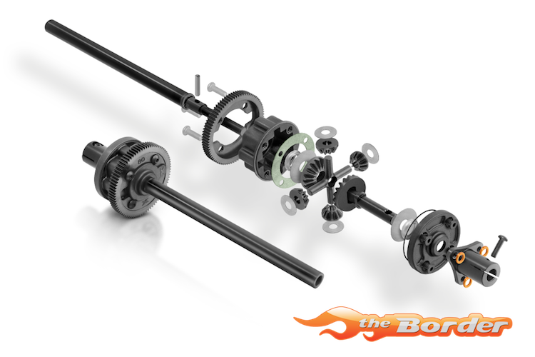 XRAY Gear Differential 1/12 Pan Car Set 374900 - IN STOCK