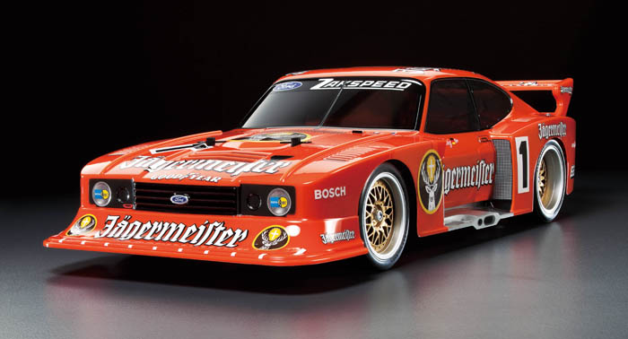 tamiya ford zakspeed turbo capri gr 5 j germeister tt 02. Black Bedroom Furniture Sets. Home Design Ideas