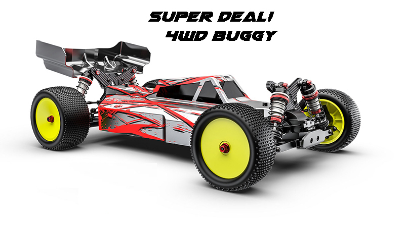 Corally SBX-410 1/10 4WD Buggy Kit C-00140