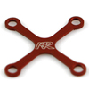 Muchmore Fan Protect Plate Red (25x25mm) MR-FPPR