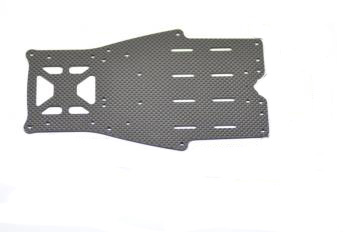 Serpent Chassis carbon 2.5mm 120LT 411264