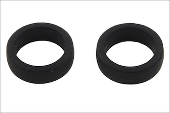 Kyosho dNano Tire set Rear 10sh (2) dnt 003-10