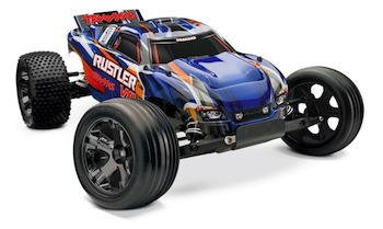 Traxxas Rustler VXL Brushless w/TSM 2.4GHz (incl. 8.4V battery and charger) TRX37076-3
