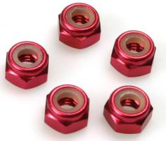 Avid lock nut M4 (5 pcs) ra0216