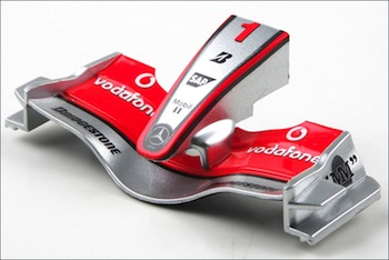 Kyosho Front Wing Vodafone Mclaren MP4-22 mfb-39-02F