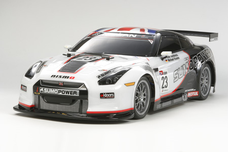 Tamiya Body Set Nissan GT-R - Sumo Power GT 51453