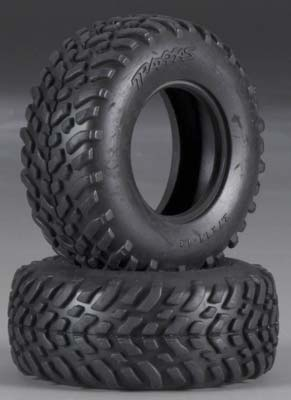 TRAXXAS Tire SCT Dual Off-Road/Foam Insert (2) 7071
