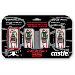 Castle QUADPACK 35 MULTI-ROTOR CONTROLLERS SET OF 4 CC-010-0125-00