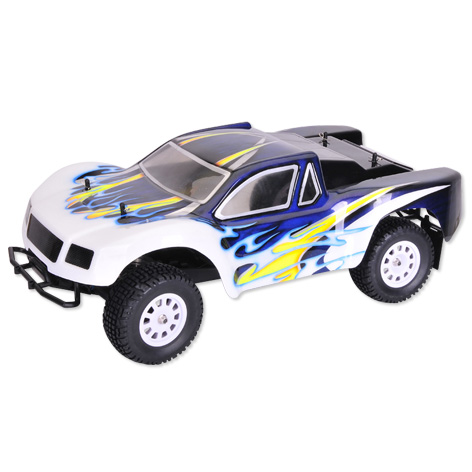 TEAM C RTR 2WD Short Course Brushless TR02SCB