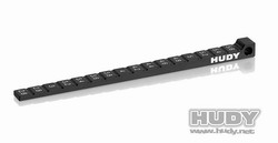 Hudy Ride Height Gauge Stepped For 1/10 & 1/12 Pan Cars 107718