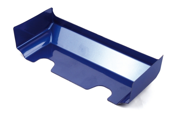 LRP Rear Wing blue - S10 BX 120944