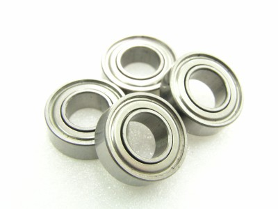 ABEC3 Double Metal Shield Bearing 5x11x5mm (2pcs) GF-0550-024