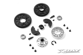 XRAY 2-Speed - Set complete 345500