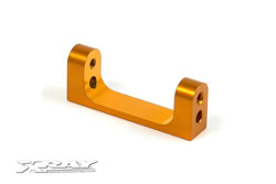 XRAY Alu Lower Suspension Block - Orange 302045-O