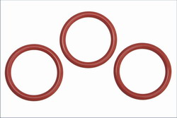 Kyosho Silicone o-ring for fuel gun (3 pcs) org18