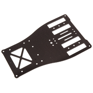 Serpent Chassis plate 2.5mm kit-version 411001