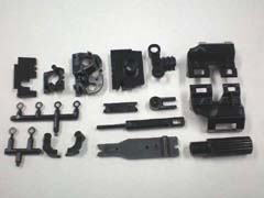 KYOSHO Chassis Small Parts Set (for MR-03) mz-402