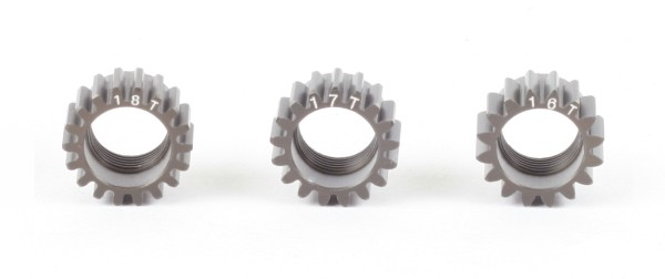 Team Titan Serpent S733 1st Pinion 18T 50418
