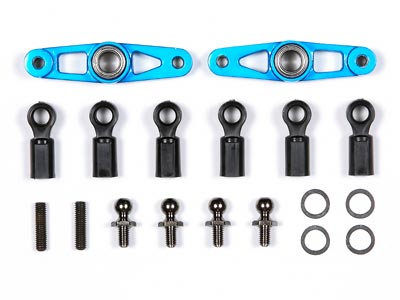Tamiya TT-01E Alu. Racing Steering Set 54058