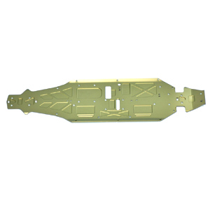 Serpent Chassis S811T hard anodized 600468