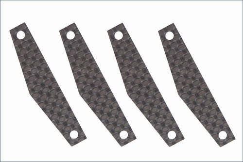 Kyosho M3 Carbon Top Plate FMW608
