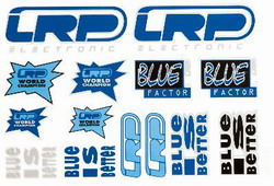 LRP decal set 62412