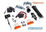 Traxxas TRX-4 LED Light Set (for Ford Bronco) with Power Supply 8035