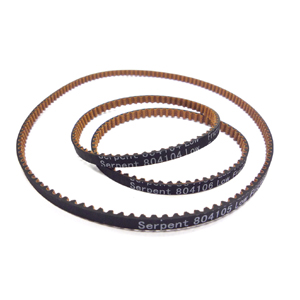 Serpent Belt Set 733 Low Friction (3) 804107
