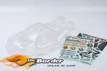 Ho Bao PRO Truggy Clear Body without decals 86227