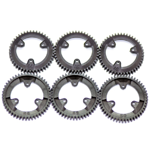 Serpent 2-speed gear set SL8 (6) 903370