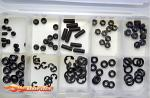 Absima 1/10 Mix Set Screw Set M3 100pcs mix 3020002
