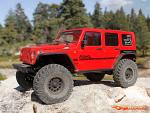Axial SCX10 II 2017 Jeep Wrangler Unlimited CRC 1/10 4WD RTR AX90060