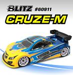 BLITZ 1/10 Mini Cruze-M 210/225mm M-Chassis Body 60911