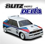 BLITZ 1/10 Mini Delta 225mm M-Chassis Body 60912