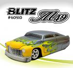 BLITZ 1/10 Mini M49 225mm M-Chassis Body 60910