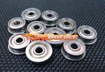 BRP 2x Ball Bearings 1/8 x 5/16 x 9/64 flanged BRP-0001-b