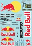 Aud. S1 RB Rallycross Touringcar & Rally 1/10 Decal Sheet BRPD1508