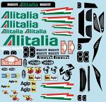 Alital. Livery for 1/12 Car BRPD1513