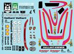 Vaillant Livery for 1/12 Car BRPD1515