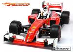 Bittydesign F1 Body 'Type-6C' 1/10 Clear Body BDF1-T6C