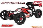 Corally Python 2021 XP 6S 1/8 RTR Buggy - Brushless C-00182
