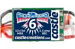 Castle Thunder Bird 6 Sport Air Brushless Esc 2-3S - 6A - Bec CC-010-0055-00