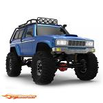 CrossRC Crawling kit FR4-C 1/10 Truck 4X4 Flagship Version