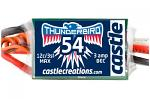 Castle Thunder Bird 54 Sport Air Brushless Esc 2-3S - 54A - Bec CC-010-0053-00