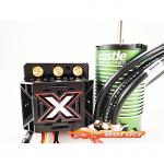 Castle Creations Mamba Monster X Combo + 1512-2650Kv Motor Sensored CC-010-0145-04