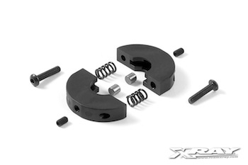 XRAY Composite 2-Speed Gear Box Shoe - Set 345540