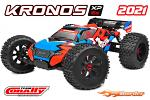 Corally Kronos XP 6S 1/8 RTR Monster Truck - Brushless C-00172