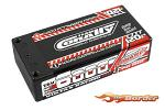 Corally Voltax 6000mAh LiHV 7.6V 2S Shorty Battery 120C C-49606