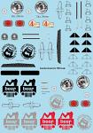 Crawler Add-On Decals 1 for 1/10 Crawlers BRPD1540