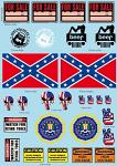 Crawler Add-On Decals 3 for 1/10 Crawlers BRPD1542